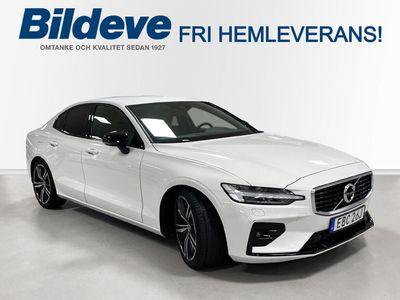 begagnad Volvo S60 T5 AWD R-Design