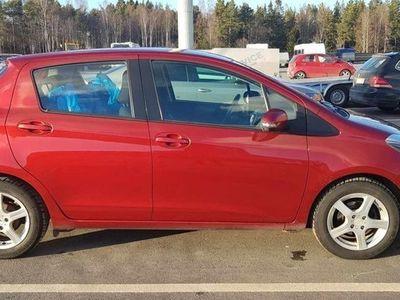 begagnad Toyota Yaris 5-dörrar 1.33