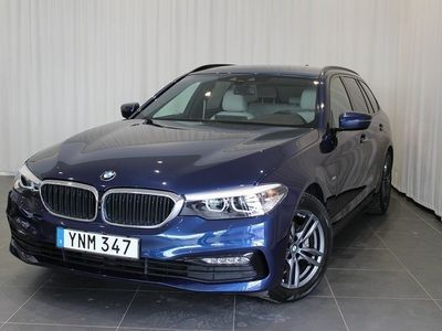 begagnad BMW 520 dA xDrive Touring, Sportline, Connected, Winter