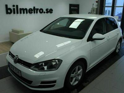 begagnad VW Golf TSI 110 DSG Drag/Keyless/V-Hjul