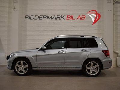 begagnad Mercedes GLK220 CDI 4M 4MATIC Navi Drag Nyserv D-värm