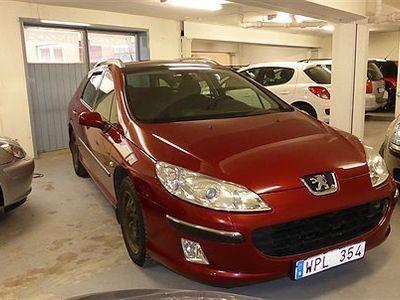 begagnad Peugeot 407 SW ST 2,0