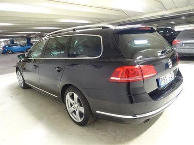 begagnad VW Passat 2.0 TDI DSG 4M GT R-line Pr -13