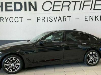 begagnad BMW 520 D (190hk) SPORT LINE / SHADOW LINE / NAVI