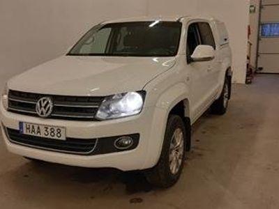 begagnad VW Amarok highline 2.0tdi 4motion 180hk