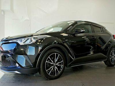 begagnad Toyota C-HR 1.8 Hybrid Executive / 1 ägare - 2271kr/månad