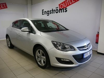 begagnad Opel Astra 4 140 hk Turbo -15