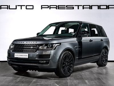begagnad Land Rover Range Rover SDV8 Vogue BlackPack