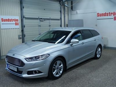 used Ford Mondeo 2.0 TDCi 180Hk Business Kombi