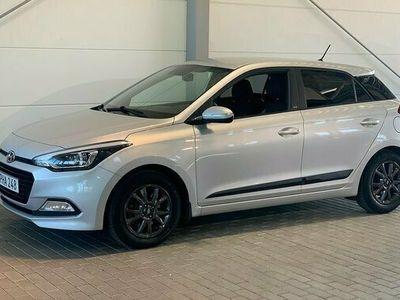 begagnad Hyundai i20 1.0 T-GDi Manuell Premium 2018
