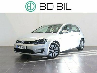 begagnad VW e-Golf 24.2 kWh NAVI 360:- PER ÅR MOMS