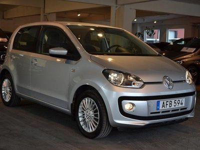 gebraucht VW up! ! 5-dörrar 1.0 Drive 2000 Mil
