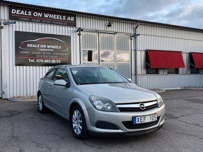 begagnad Opel Astra GTC 1.6 Twinport 105hk