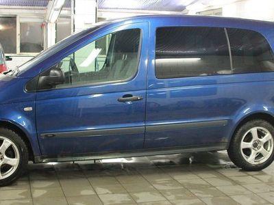 begagnad Mercedes Vaneo 1.7 CDI (91hk)