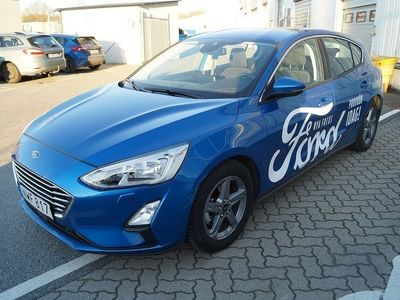 begagnad Ford Focus 1.0T EcoBoost Titanium Launch Edition 5d DEMO 2018, Halvkombi 199 000 kr