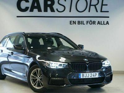begagnad BMW 520 d xDrive 190hk M - sport HiFi