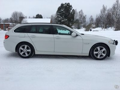 begagnad BMW 520 d touring | Aut | Nybes | drag -13