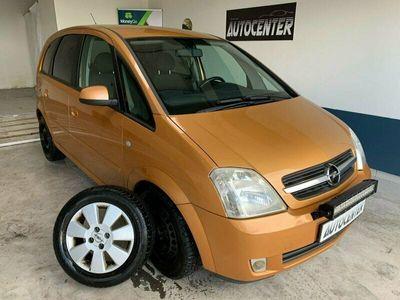 begagnad Opel Meriva 1.6 101hk