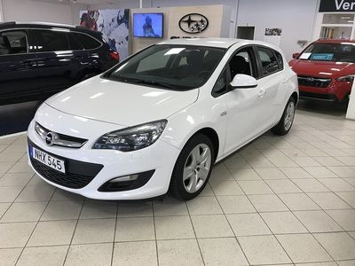 begagnad Opel Astra 6i Enjoy 5-D
