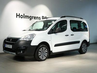 begagnad Peugeot Partner Tepee 1.6 BlueHDi 100hk