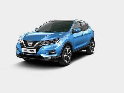brugt Nissan Qashqai QashqaiPRIVAT LEASING MANUELL FRÅN 2999KR/MÅN