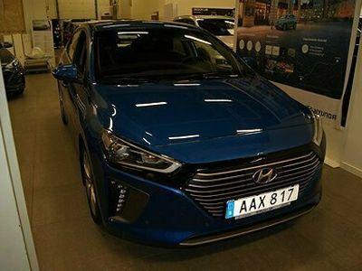 begagnad Hyundai Ioniq Hybrid 1.6 DCT Euro 6 141hk Premium