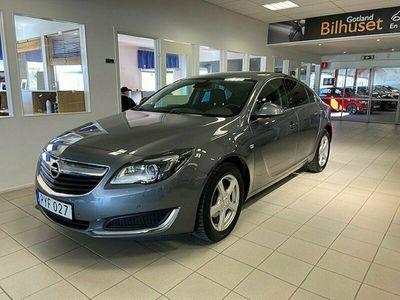 begagnad Opel Insignia 1.6 EDIT Business Euro 6