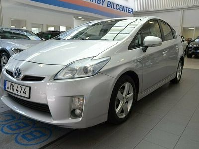 begagnad Toyota Prius 1.8 VVT-i Hybrid Komfort /