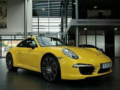 begagnad Porsche 911 Carrera 4S 991.1 Manuell