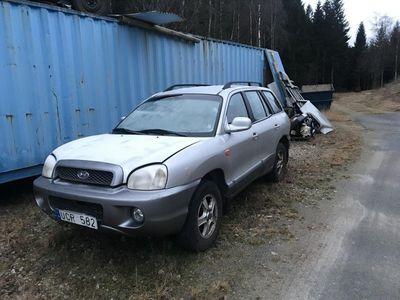 begagnad Hyundai Santa Fe 2.4