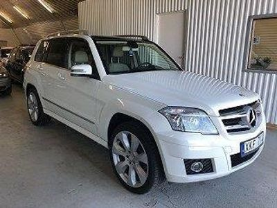 begagnad Mercedes GLK350 bensin 272 HK 3030 mil