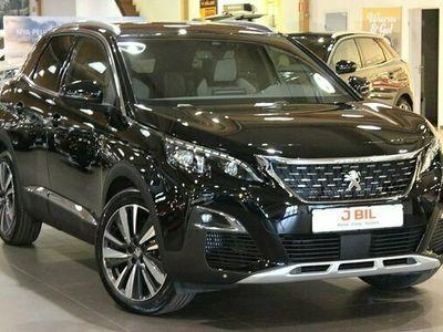 begagnad Peugeot 3008 GT Plug-in Hybrid 4 Automat 8 -Demo 2020, SUV Pris 446 800 kr