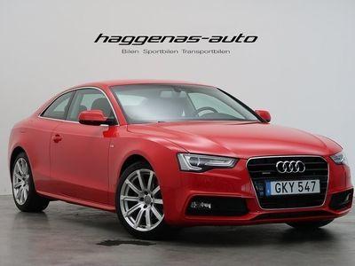begagnad Audi A5 2.0 TFSI 225hk / Quattro / S-line / S-Tronic