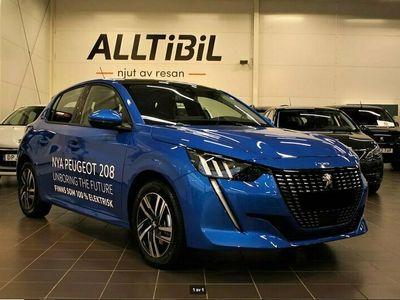 begagnad Peugeot 208 Allure PureTech 100hk AUT 8 /DEMO/KAMERA/ADAPTIV
