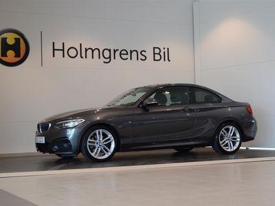 begagnad BMW 220 i Coupé M-Sport - Automat (184hk)