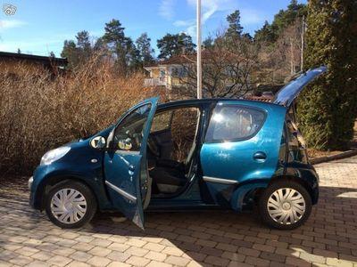 begagnad Citroën C1 1.0 5dr mkt t skick -08