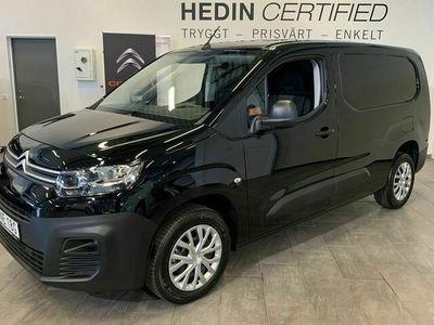 begagnad Citroën Berlingo New Business - Skåp L2 100hk