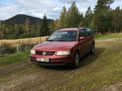 begagnad VW Passat kombi säljes -99