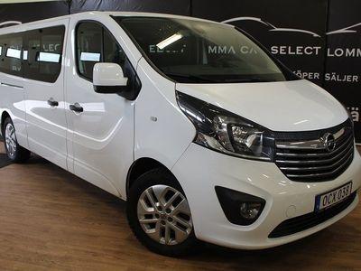brugt Opel Vivaro 1.6 BiT 145HK 9-SITS NAVI EURO 6 -16