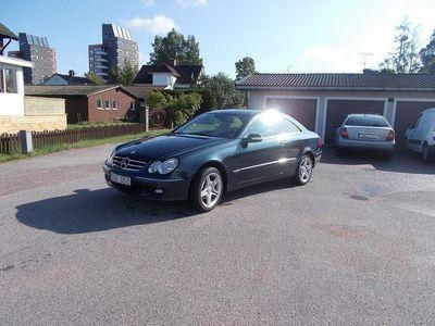 begagnad Mercedes CLK280 Coupé Svsåld fint skick