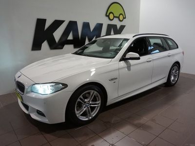 begagnad BMW 520 d xDrive Touring Steptronic, 190hk,