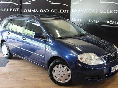 begagnad Toyota Corolla KOMBI 1.6 VVTi LÅGMIL 2005, Personbil 29 900 kr
