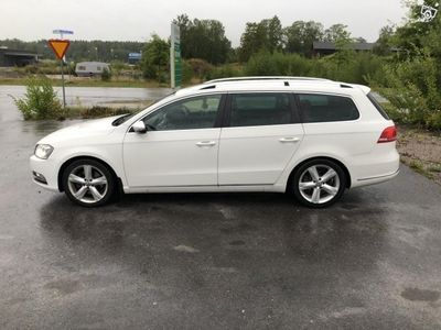 begagnad VW Passat 2,0 TDI 4M Aut/Värmare -14