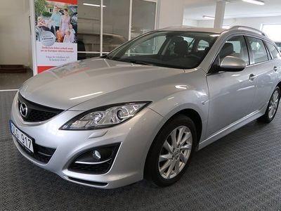 brugt Mazda 6 62.2 Advance Plus Drag 2012, Personbil 99 900 kr