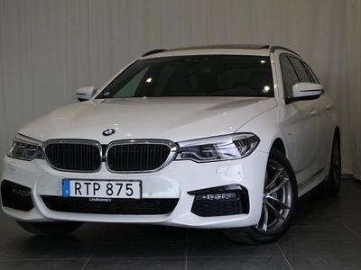 begagnad BMW 520 dA xDrive Touring, Innovation Edition