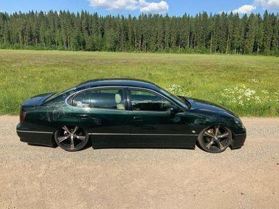 begagnad Lexus GS430 VIP