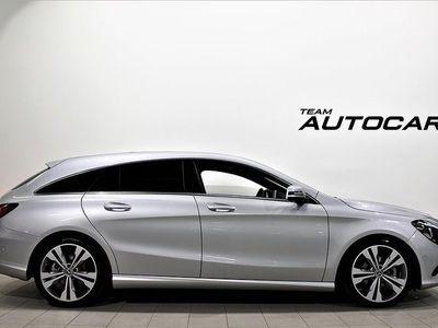 begagnad Mercedes CLA220 d Aut Euro 6 Nav Apple -18