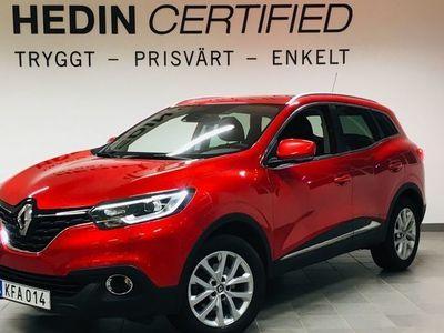 begagnad Renault Kadjar ZEN DCI 110 * Vinterhjul Ingår*