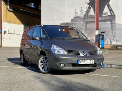 begagnad Renault Grand Espace 2.0 Privilege Turbo