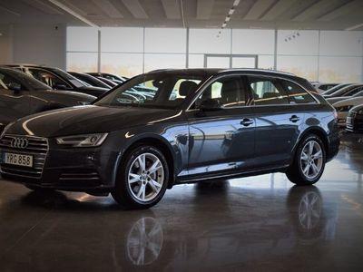 gebraucht Audi A4 AVANT AV 2.0 TDI 190HK SPORT Q ST AV